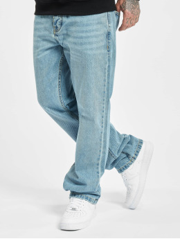 Dickies Straight Fit Jeans Pensacola blå