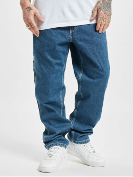 Dickies Straight Fit Jeans Garyville Denim  blå