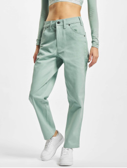 Dickies Straight Fit Jeans Carpenter green