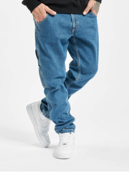 Dickies Straight Fit Jeans Hillsdale modrý