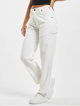 Dickies Straight Fit Jeans Park City white