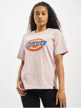 Dickies T-paidat Horseshoe  purpuranpunainen
