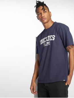 Dickies T-shirt Finley blå