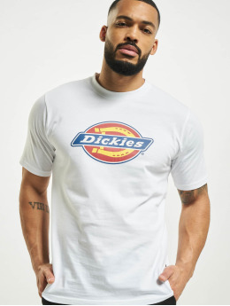 Dickies T-Shirt Icon Logo blanc