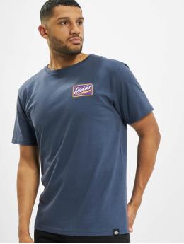 Dickies T-Shirt Campt bleu