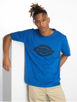 Dickies T-shirt HS One Colour blu