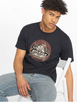 Dickies T-Shirt Middletown  blue