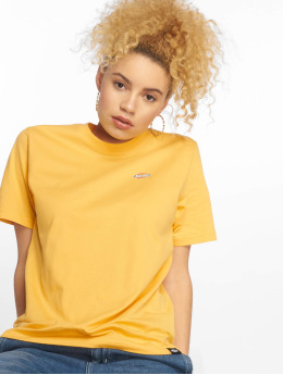Dickies t-shirt Stockdale geel