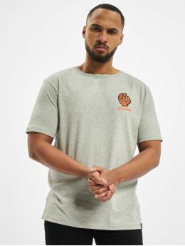 Dickies t-shirt Schriever grijs