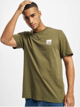 Dickies T-Shirt Taylor SS grün