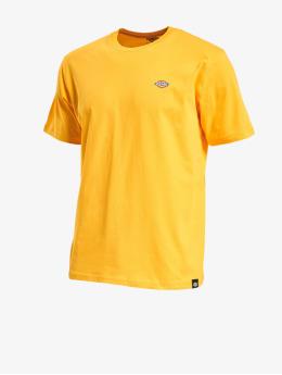 Dickies T-Shirt Stockdale  jaune