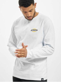 Dickies T-Shirt manches longues Ls Ruston blanc