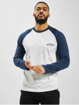 Dickies T-Shirt manches longues Baseball bleu