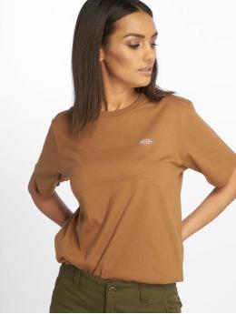 Dickies T-shirt Stockdale marrone
