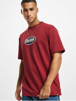Dickies T-Shirt Saxman  red