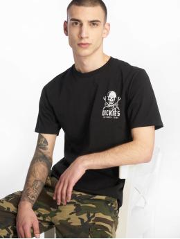 Dickies t-shirt Selkrik zwart