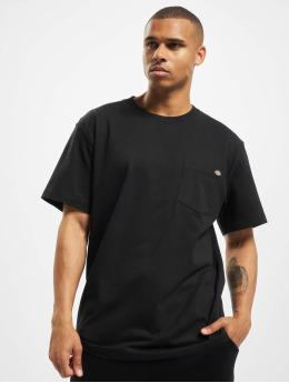 Dickies t-shirt Porterdale  zwart