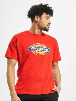 Dickies T-Shirty Horseshoe Regular czerwony