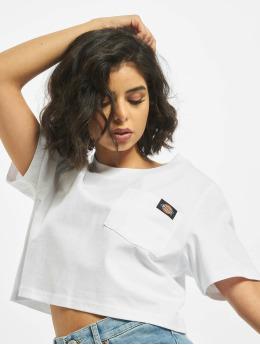 Dickies T-skjorter Ellenwood  hvit