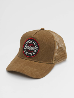 Dickies Trucker Cap Andes brown