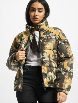 Dickies winterjas Crafted Camo camouflage