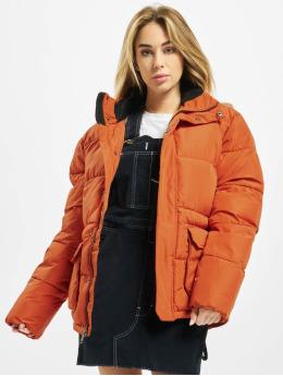 Dickies Zimné bundy Olaton  oranžová