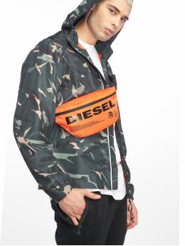 Diesel Демисезонная куртка BMOWT-Windsea-P камуфляж