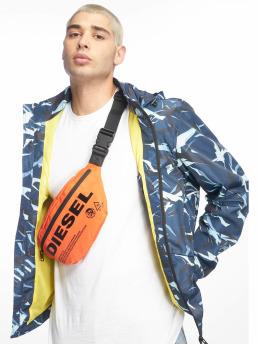 Diesel Демисезонная куртка BMOWT-Windsea-P синий