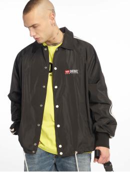 Diesel Демисезонная куртка Akito Transition черный
