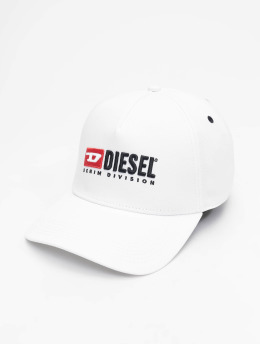 Diesel Кепка с застёжкой Cakerym-Max белый