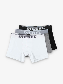 Diesel  Shorts boxeros UMBX-Sebastianthreepack Long negro