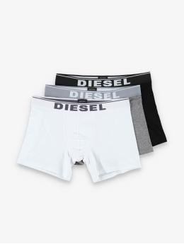 Diesel Boxershorts UMBX-Sebastianthreepack Long schwarz