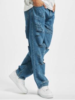 Diesel Jean coupe droite DAGH  bleu