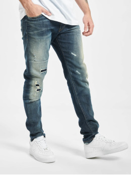 Diesel Jean slim D-Strukt bleu