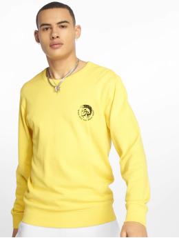 Diesel Jersey UMLT-Willy amarillo