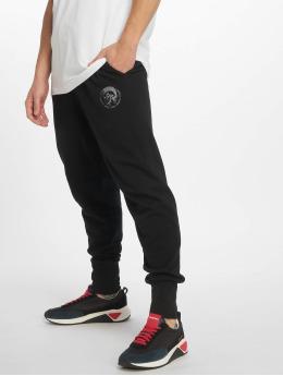Diesel Jogging kalhoty UMLB-Peter čern
