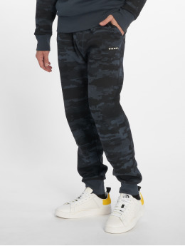 Diesel Pantalone ginnico Umlb-Peter mimetico