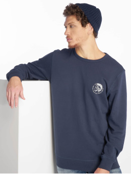 Diesel Pullover UMLT-Willy blau