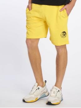 Diesel Short UMLB-Pan jaune