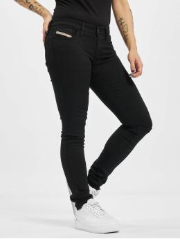 Diesel Skinny Jeans Sinzee-Low schwarz