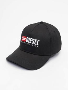 Diesel Snapback Cap Cakerym-Max  schwarz