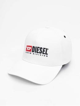 Diesel Snapback Caps Cakerym-Max bílý