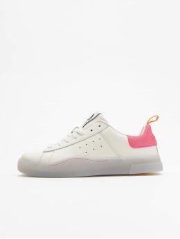 Diesel Frauen Sneaker Clever in pink