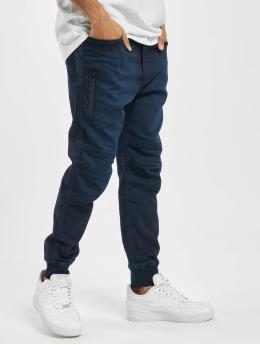 Diesel Spodnie do joggingu MDY 2 niebieski