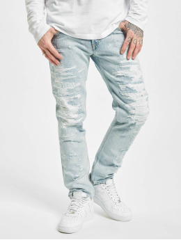 Diesel Straight Fit Jeans Type blau