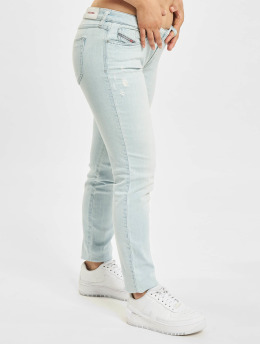 Diesel Straight fit jeans Gracey blauw