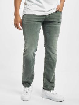 Diesel Straight Fit Jeans Akee  grau