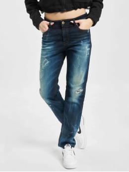 Diesel Straight Fit Jeans Rizzo modrý