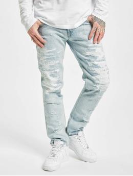 Diesel Straight Fit Jeans Type modrý