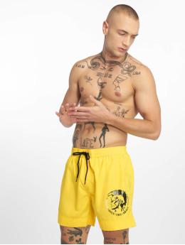 Diesel Swim shorts BMBX-Wave 2.017 SW yellow